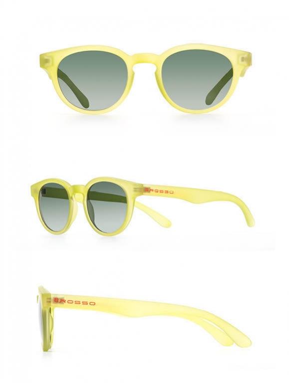 8Rosso-Occhiali da sole - Hollywood 821- Green