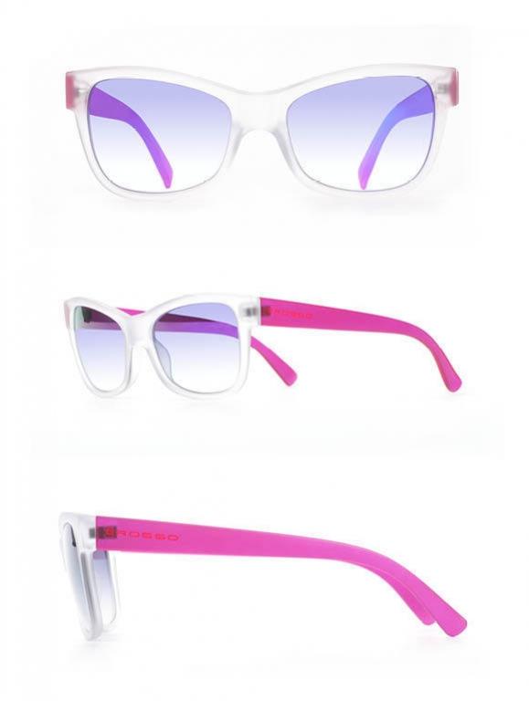 8Rosso-Occhiali da sole - Lolita